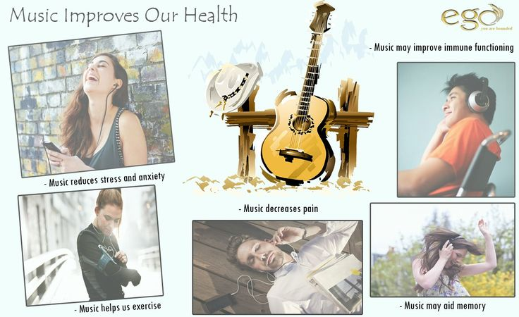 5 Ways #music Improves Our #health . #Tips Via: http://www.goego.in  #Bangalore #India
