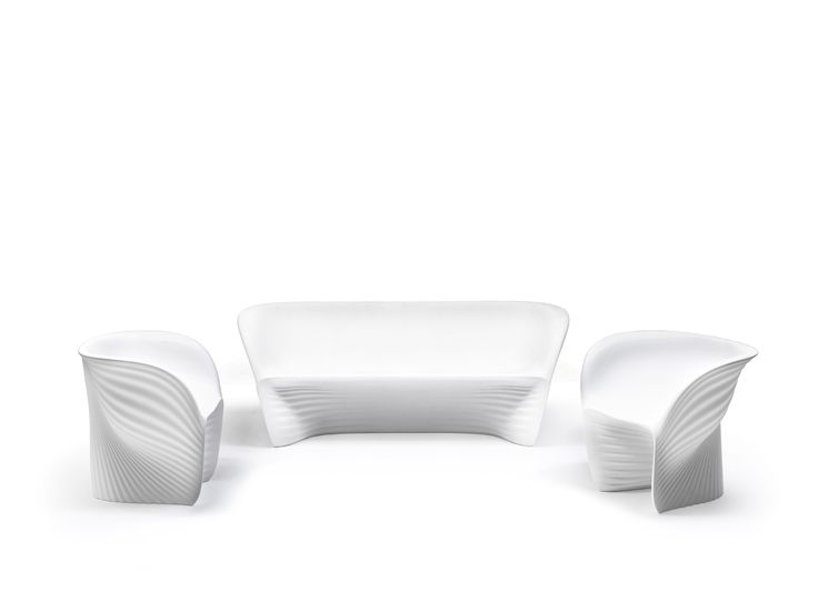 Charming Biophilia Sofa And Lounge Chair Design