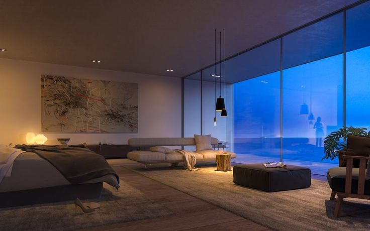 The Boundary- render of superhouse by STROM Architects