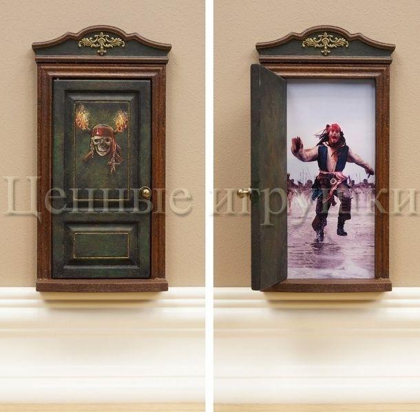 Вы сохранили этот Пин на доску «Fairy Door - волшебные двери в сказочную страну». дверь феи, Fayri Doors дверка для феи сказочная дверь волшебная дверь волшебство дети маленькая волшебная дверка для феи или эльфа или другого сказочного существа, создаст атмосферу чуда и волшебства в комнате вашего ребенка. Дверь к Джеку Воробью к пиратским приключениям