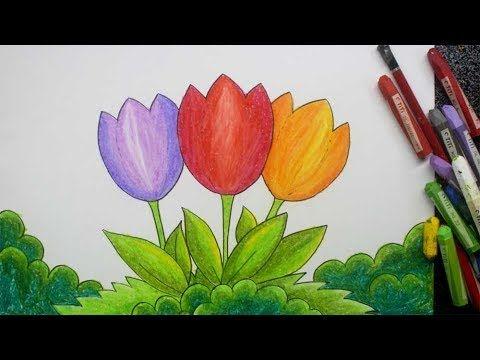 Wow 30 Gambar Bunga Dari Crayon Cara Menggambar Dengan Gradasi Tema Bunga Download 50 Gambar Bunga Menggambar Bunga Cara Menggambar Gambar Flora Dan Fauna