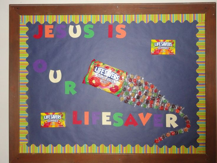 Creative Church Bulletin Boards | ... her husband Rob and their family attend the Willette Church of Christ
