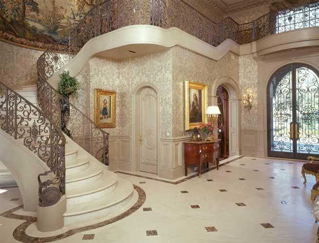 New Home Foyer : Best new house foyers images on pinterest