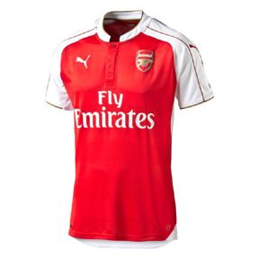 Puma  Arsenal  Soccer Jersey (Home 2015/16)