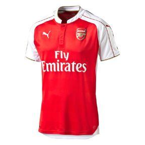 Puma  Arsenal  Soccer Jersey (Home 2015/16)