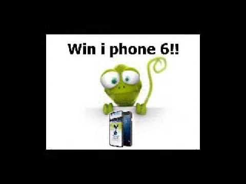 How to win i phone 6 mobile phones free