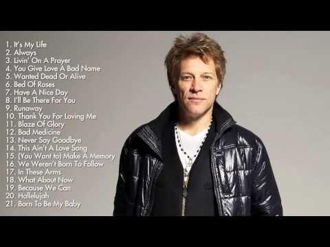 bon jovi best songs mp3