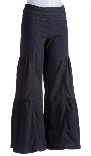 Side-Tier Palazzo Pants By XCVI ~ For Lower Extremity Lymphedema