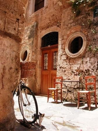Chania Old Town, Crete, Kriti, photo by Irene Shin
