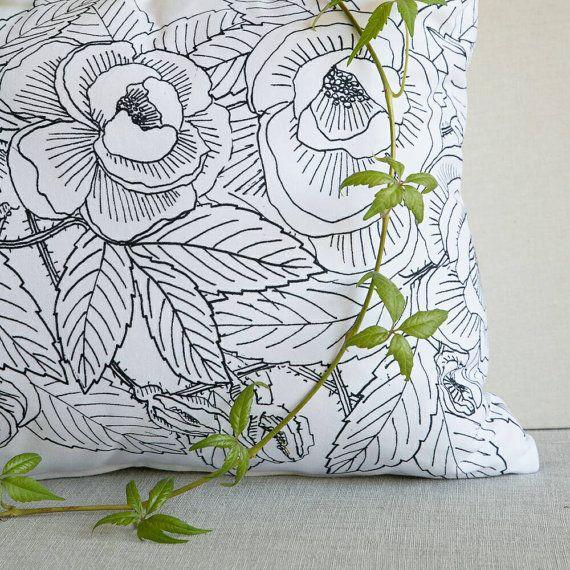 Rambeling Roses Cushion