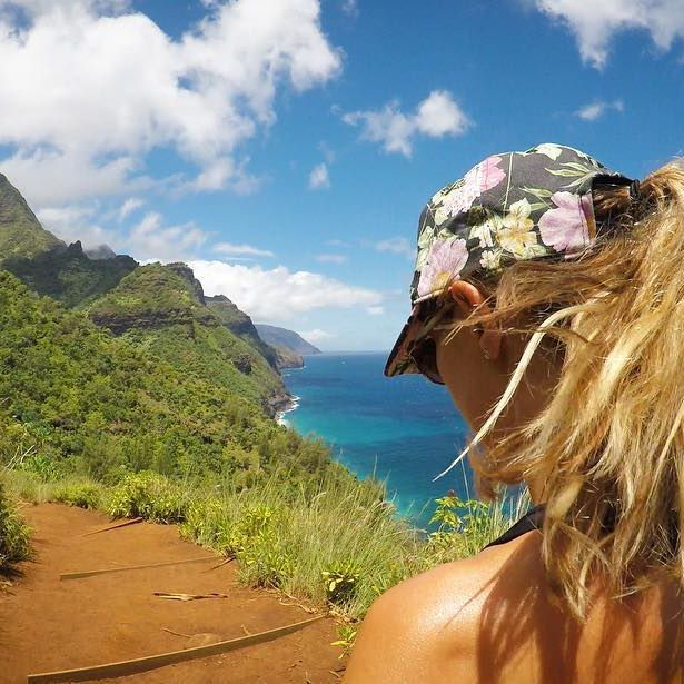 Our HAWAII video is here! Click the link in our bio to watch and if you can, turn up the bass   Please make sure to COMMENT, SHARE and SUBSCRIBE! Mahalo!  #hawaii #travel #explore #gopro #adventure #instagood #beautiful #love #lethawaiihappen #beachlife #video #livealoha #followme #aworldwithyou #coupleswhotravel #lethawaiihappen