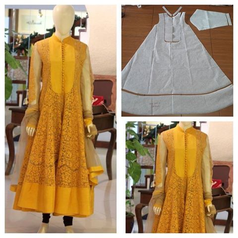 Flare gamis with button front pattern  Order by line : modelliste  #modellistepattern #polagaun#poladress#polagamis#gamis#dresspanjang#gownpattern#dresspattern#polabajumuslim#jualpola#pola#polabaju