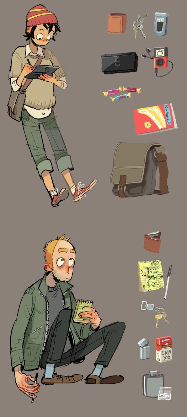 bag meme by Kichaa ★★★ Find More inspiration @creativeelc ★★★