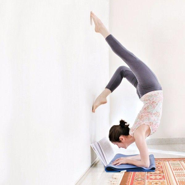 Pincha Pose » Yoga Pose Weekly