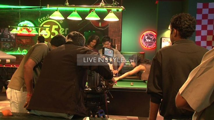 McDowell's No.1-Behind the scenes with Farhan Akhtar and Gang
