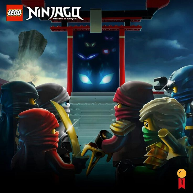 """ the Greatest Villain of All Time in #NINJAGO "" #Season7 #Poster (I secretly hope his name is The King)"