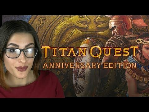☕Let's Relax with Pyrit ~ Titan Quest ~ Anniversary Edition ~ Let's Play - YouTube