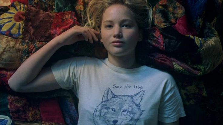 Young Jennifer Lawrence in The Poker House