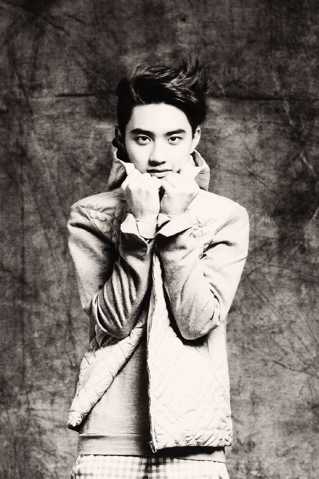 Dont miss 2014 EXO D.O KPOP Haristyle Wallpaper HD Wallpaper. Get all of EXO Exclusive dekstop background collections.