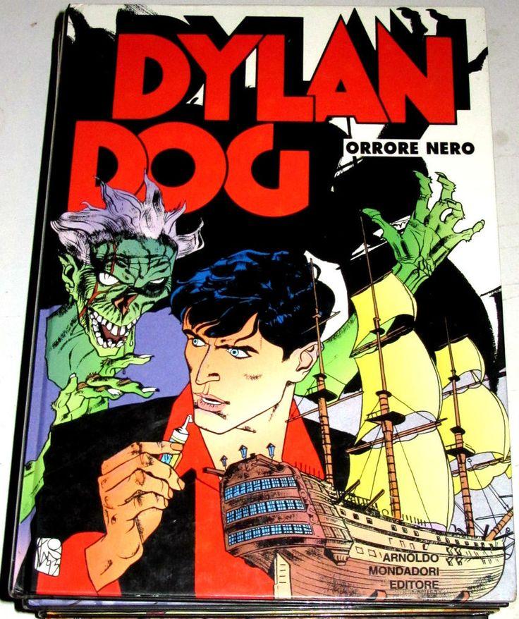 DYLAN DOG Orrore nero