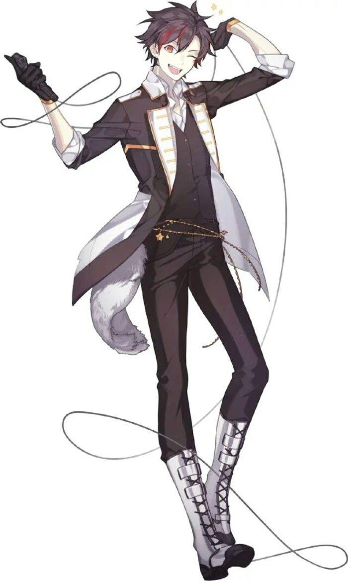 266 best clothes idea (male) images on Pinterest | Anime ...