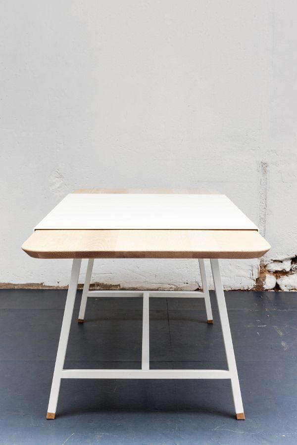 Judd la table à rallonge - studio Trust In Design