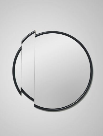 Lee Broom | Split Mirror Round: