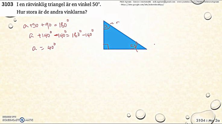 Matematik 5000 2bc VUX - Kapitel 3 - Geometri - 3103