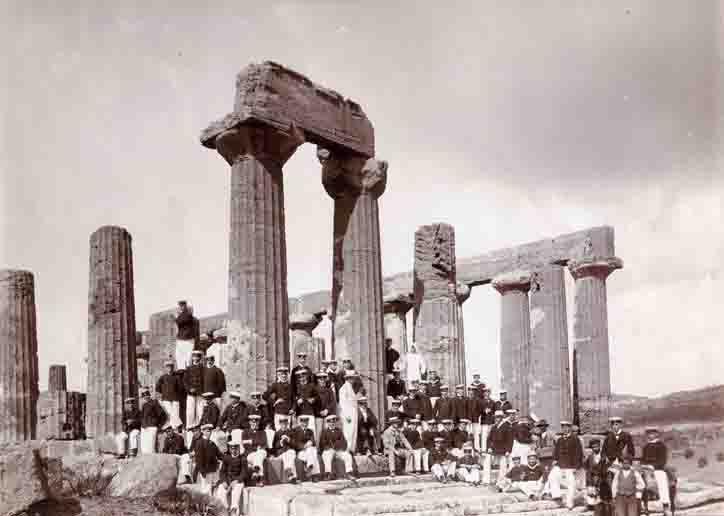 """Agrigento, marzo 1901  #mostra """"Del #Museo di Palermo e del suo avvenire"""" - Il Salinas ricorda SALINAS"""" 1914-2014 #museosalinas"""