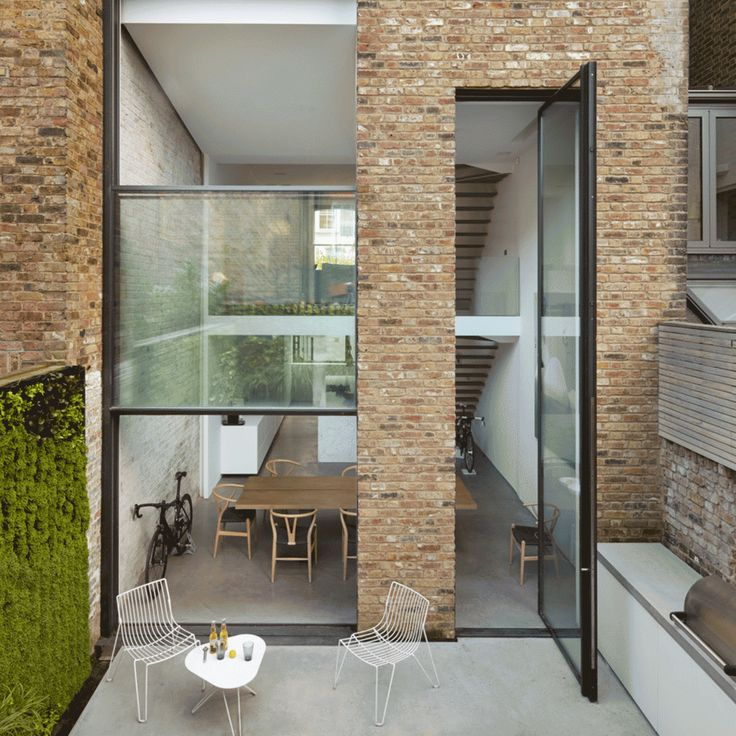 APA Creates Warehouse Inspired Interior For London Townhouse