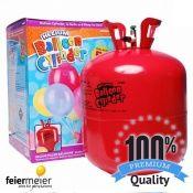 Ballongas / Helium um Luftballons steigen zu lassen super günstig.
