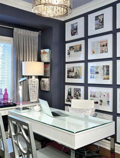 17 best images about beautiful office spaces desks on for Beautiful office space design