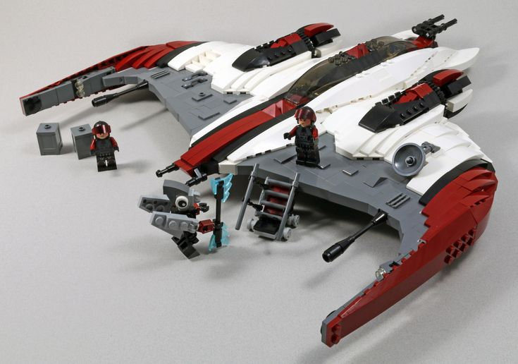 """""""S27 Buzzard Starfighter"""" by MaverickDengo: Pimped from Flickr"""