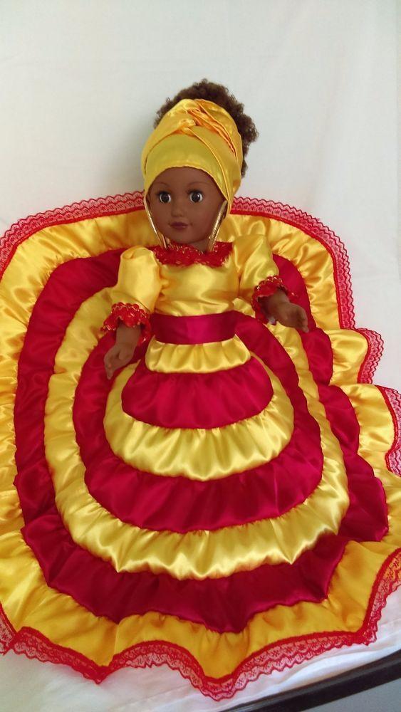Mama Chola Oshun Doll Muñeca Chola Wengue Santeria Lucumi Yoruba Palo Mayombe