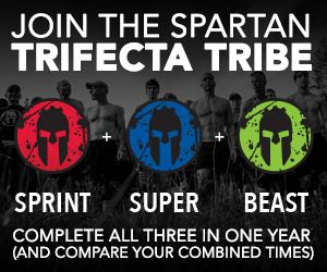 Join the Spartan Trifecta Tribe