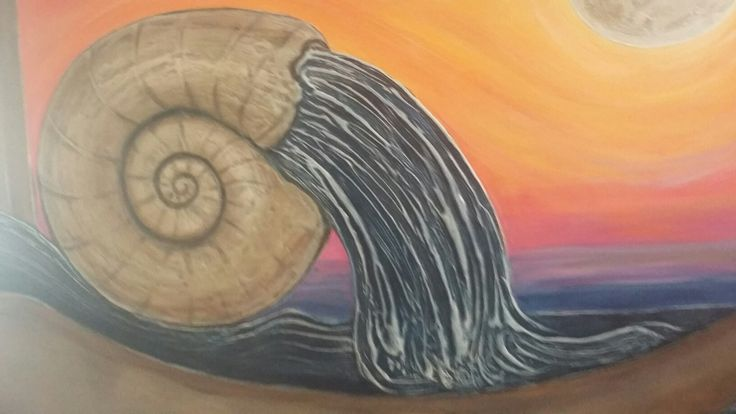 Shell art - by Shell Shaw