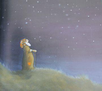 Tips voor bijbelverhalen  voor kinderen waarin de nacht een grote rol speelt. Ga naar: http://www.geloventhuis.nl/2017/de-beschutting-van-het-donker/vertellen/donkere-nacht-in-de-bijbel.html