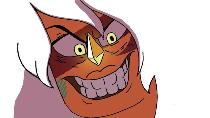 How to Draw Jasper Creepy Face (Steven Universe)