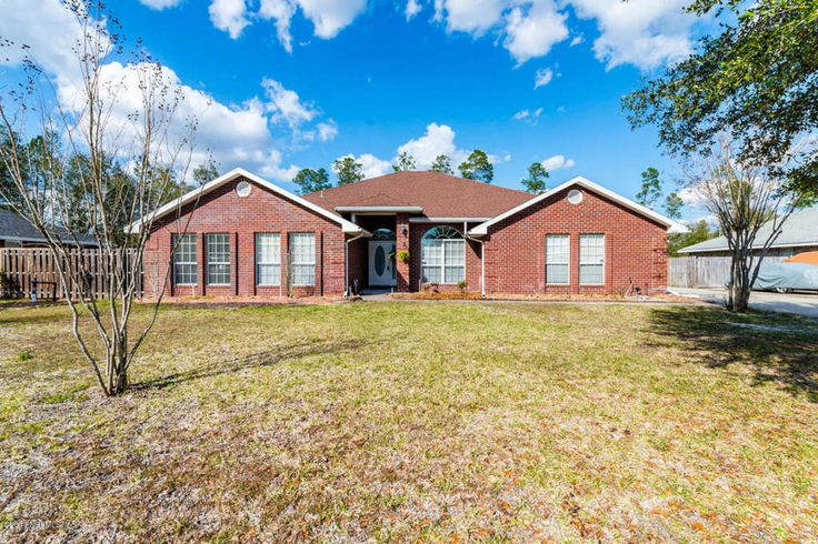 Price reduced!Home warranty included. ... 2,000 assistance with full offer.Motivated sellers! Kitchen includes stainless steel appliances only 1 year old, prep island, and breakfast bar. Front bonus room could be used as office or game room. Spacious great room for entertaining. Huge master bedroom with his and hers closets and sinks and garden tub. Remaining three bedrooms are separate from master. Giant pantry leads into laundry room with additional rear patio access.Sits on .45 acre with…