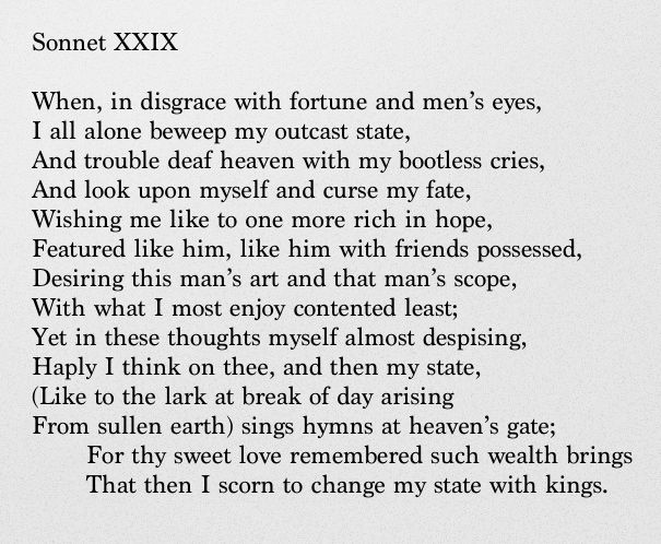 analysis of sonnet 81 Sonnet 80 is one of 154 sonnets written by the english playwright and poet william shakespeare it is a member of the fair youth sequence,.