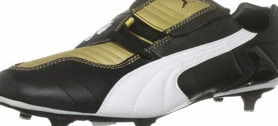 Puma Mens V-Kon III SG Black/White/Gold Football Boot 101725-02 11 UK The Puma V Kon III SG football boots are an entry level boot which combines comfort and improved durability. <br/>These boots feature a soft yet resistant leather u (Barcode EAN = 4049292166526) http://www.comparestoreprices.co.uk/december-2016-week-1/puma-mens-v-kon-iii-sg-black-white-gold-football-boot-101725-02-11-uk.asp