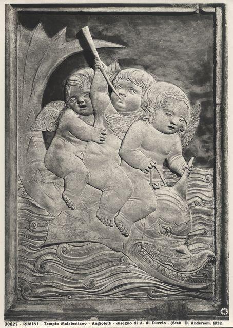 agostino di duccio tempio malatestiano - Cerca con Google