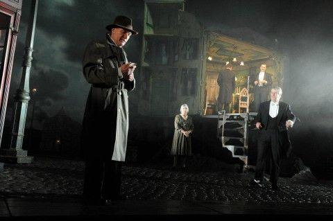 the role of the inspector in the play an inspector calls by jb priestley Department of the role of the inspector in an inspector calls the treasury's office  an inspector calls is a play written by jb priestley gcse english.