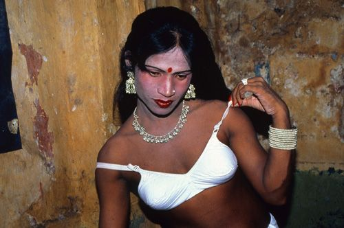 Hijra Without Dress