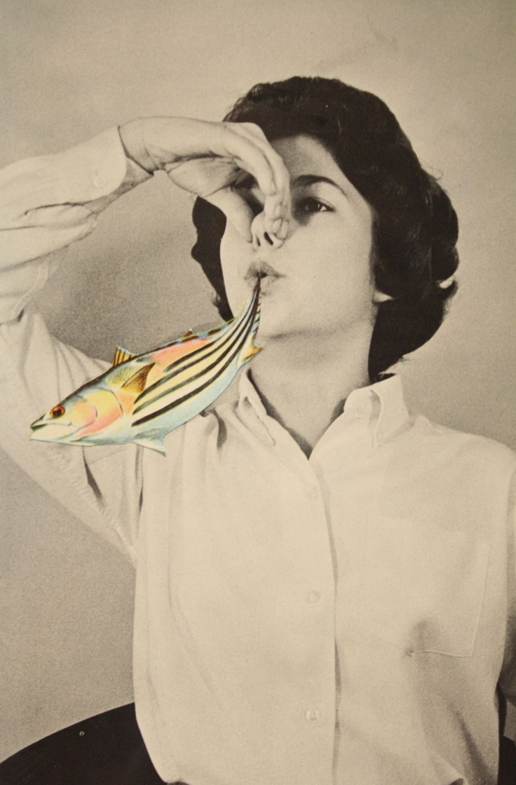 for surreal collage
