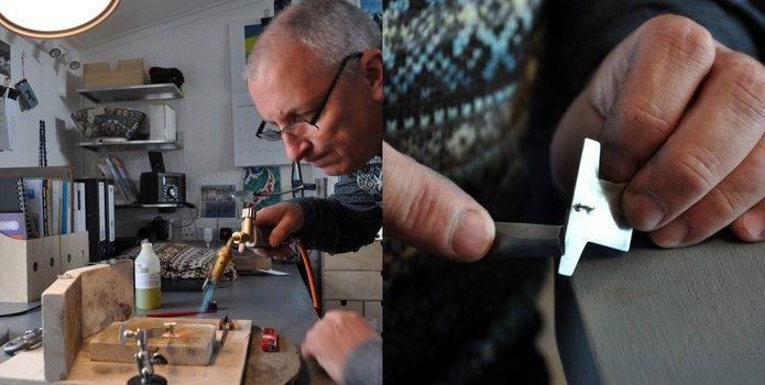 Mike Finnie - Meet Your Maker at Bonhoga Gallery, Shetland