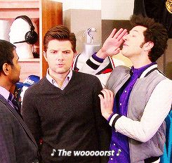 Sing it, Jean-Ralphio Sapperstein! Studying for the bar is THE WORST!