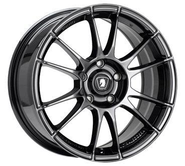 Check out these Ferrara Black Chrome wheels!