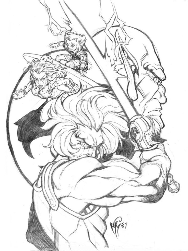 thundercats jam by marcelperez on deviantart - Thundercats Coloring Pages To Print