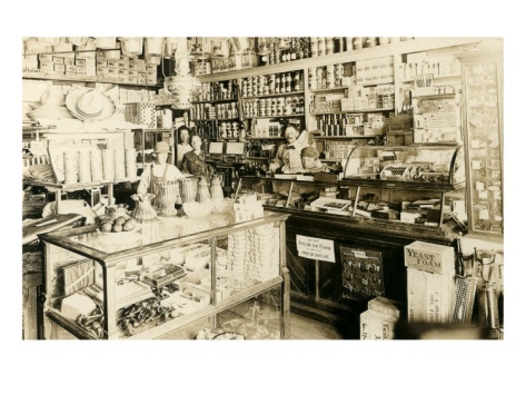 old general store pictures | Old General Store Giclee Print at Art.com